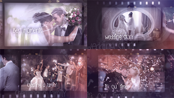 Videohive Photo Frame Gallery - Wedding Story 17340735