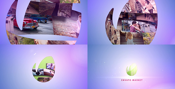 Videohive Photo Logo Reveal 2 19455533
