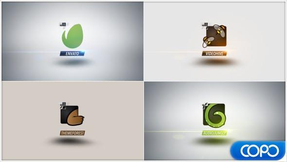 Videohive Photo Montage Logo Reveal 13093303