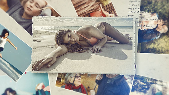 Videohive Photo Slideshow 21452315
