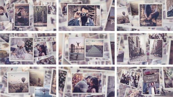 Videohive Photo Slideshow Lovely Slides 25195360