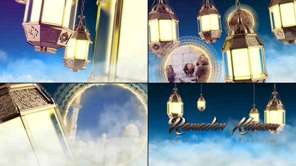 Videohive Ramadan Kareem Opener 21659519