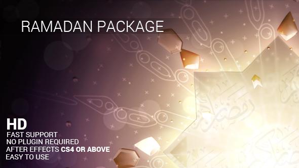Videohive Ramadan Package 16221733