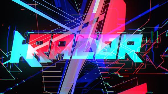 Videohive Razor Title Opener 24255191