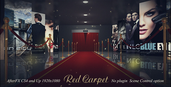 Videohive Red Carpet 6769848