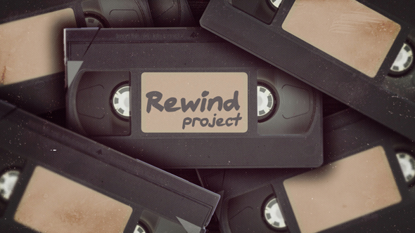 Videohive Rewind Project 15093869