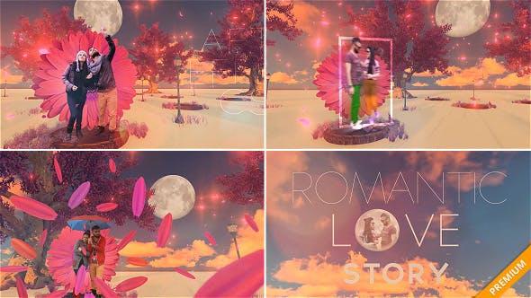 Videohive Romantic Day Memories 18664416