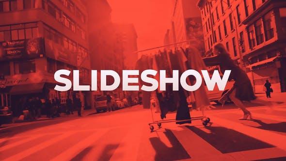 Videohive Slideshow 22069337