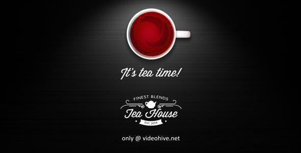 Videohive Tea Bundle 9955371