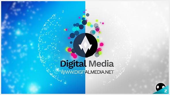 Videohive The Digital Media Agency - Intro 14429931