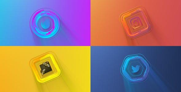 Videohive Minimal Logo 19642915