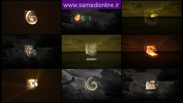 Videohive 10 Cinematic Logos 10574860
