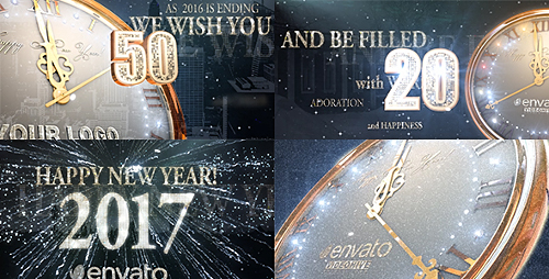 Videohive 2017 New Year Countdown 18957834