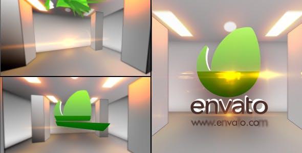 Videohive 3D Flip Logo 7648888