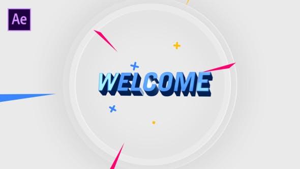 Videohive 3D Logo Intro Youtube 26660707