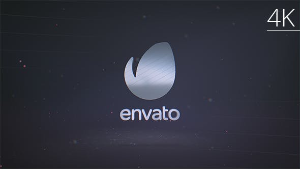 Videohive 3D Metal Elegant Shatter Logo 19507500