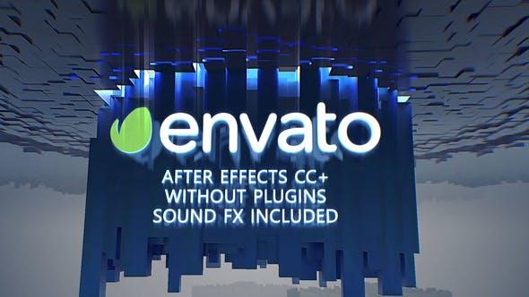 Videohive 3D Shockwave Logo 27976386
