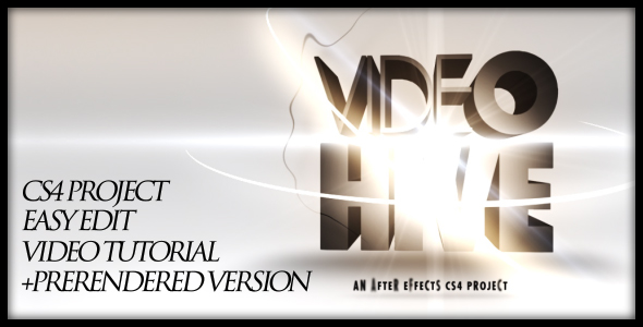 Videohive 3D text opening.153281