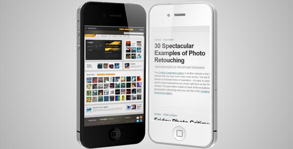 Videohive 4G Phone