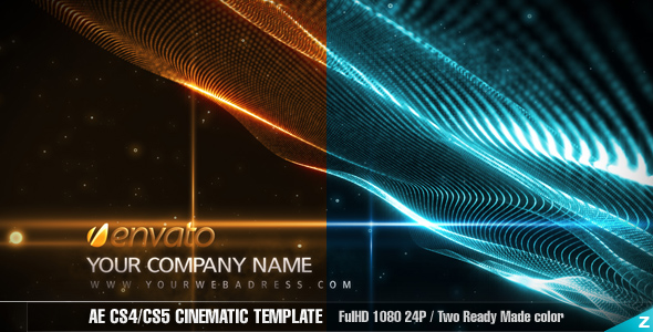 Videohive AE Cinematic Template.161720
