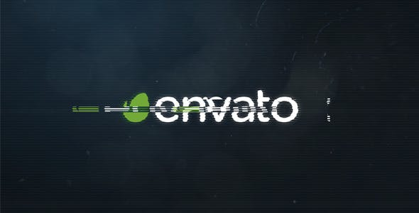 Videohive Abstract Glitch - Logo Reveal 7598801
