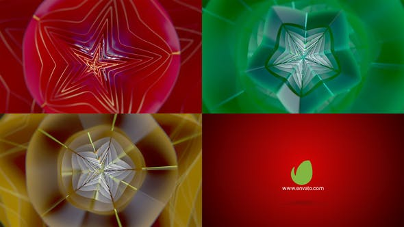 Videohive Abstract Logo Reveal 23361184