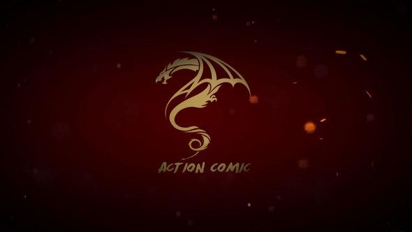 Videohive Action Comic V.1 21726717