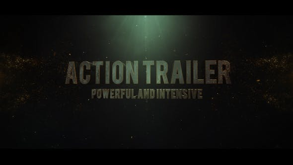 Videohive Action Trailer 17102325