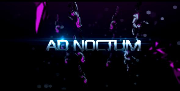 Videohive Ad Noctum.222002