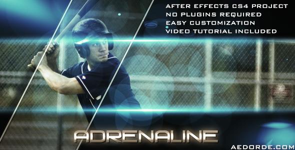 Videohive Adrenaline 138442