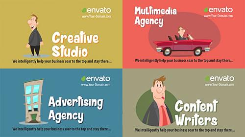 Videohive Advertising Agency