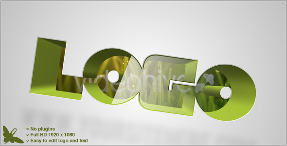 Videohive Alpha Logo 5010672