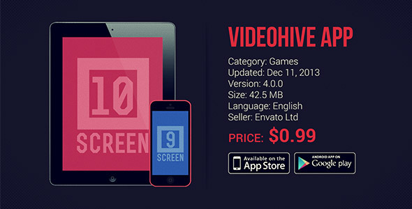 Videohive App Commercial 2 7001526