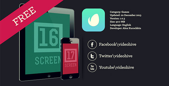 Videohive App Commercial 6518696