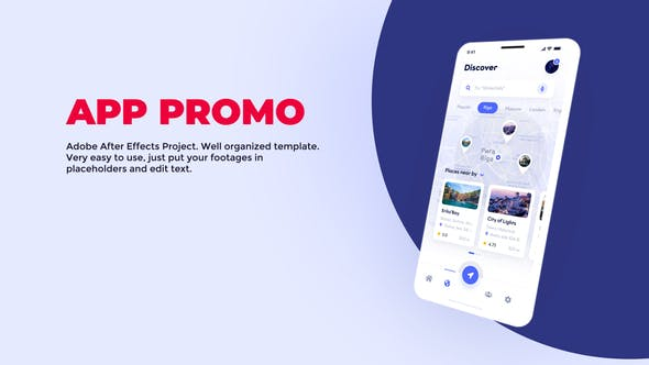 Videohive App Promo 15912849