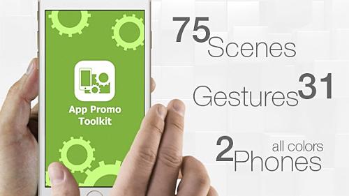 Videohive App Promo Toolkit 11582449