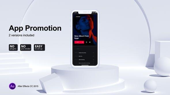 Videohive App Promotion 11 Pro 25077177