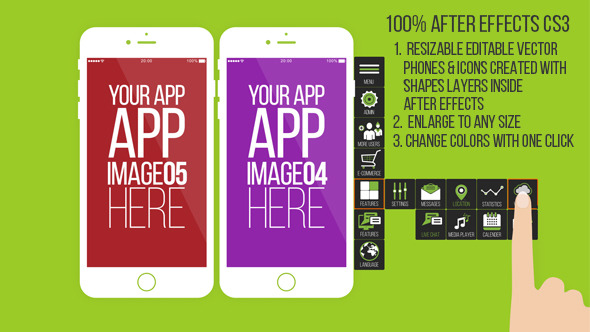 Videohive App Promotion 11542567