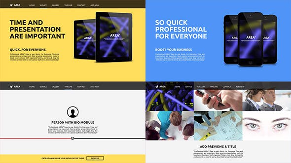 Videohive App Promotion 8000636