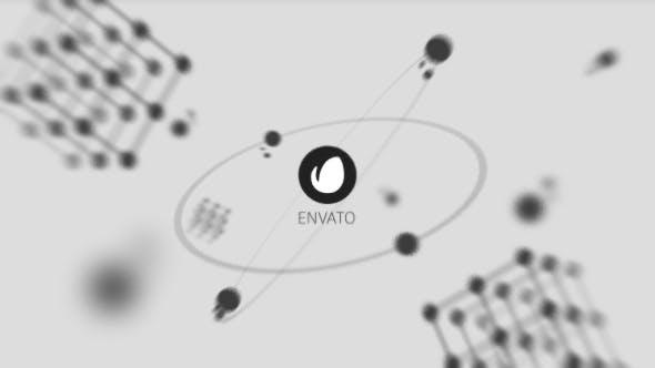 Videohive Atom Logo 19449343