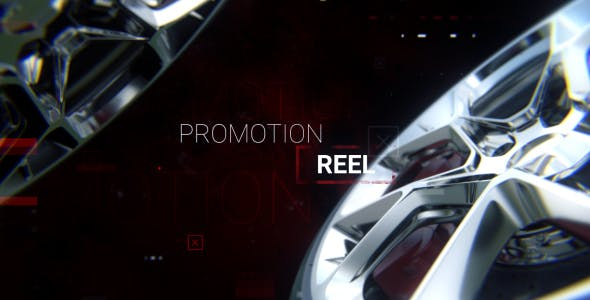Videohive Auto Promotion Reel 20562428