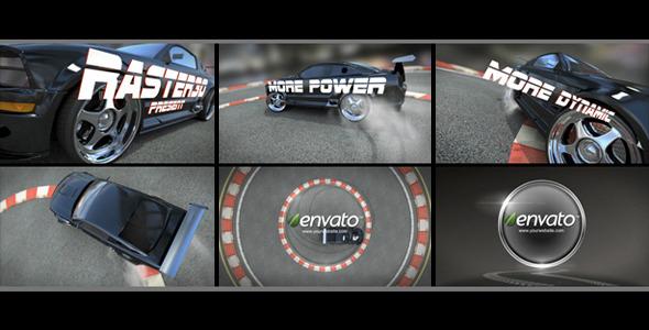 Videohive Avto Logo 4380477