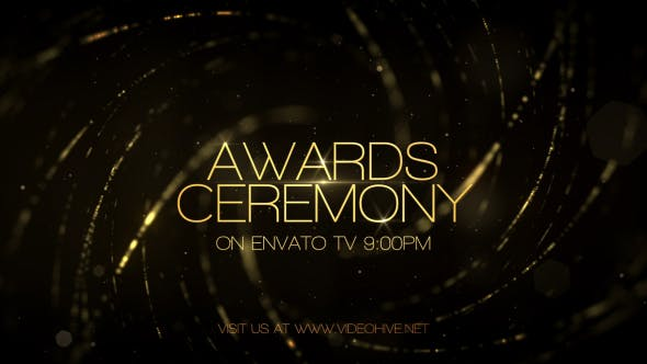 Videohive Awards Ceremony Pack 21530826