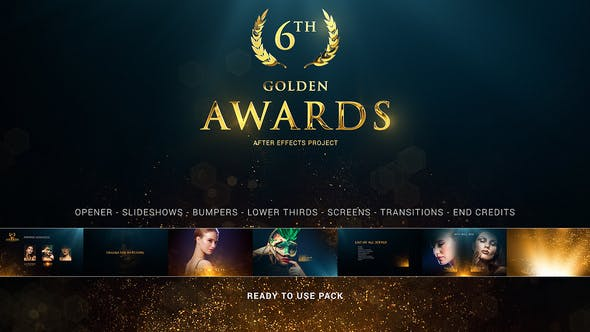 Videohive Awards Pack 26917473