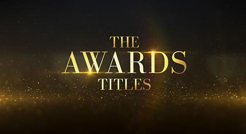 Videohive Awards Titles 19293269