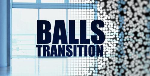 Videohive Balls Transition
