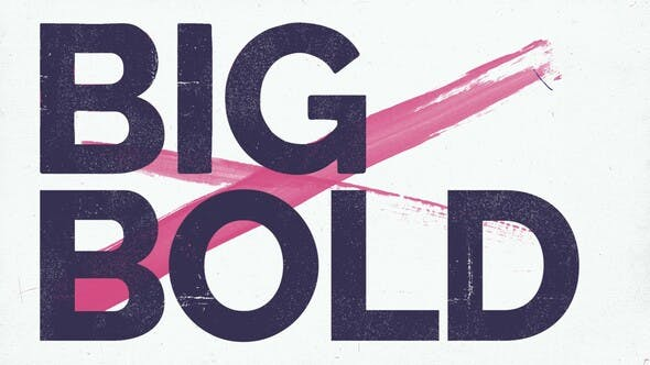 Videohive Big Bold Stomp Titles 27009971