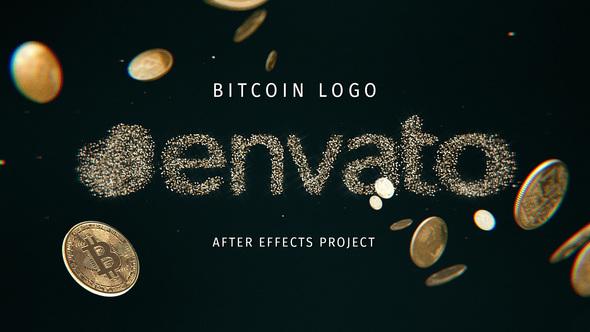 Videohive Bitcoin Logo 22322380