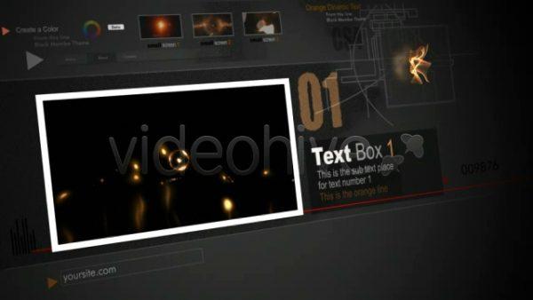 Videohive Black Mamba 82747