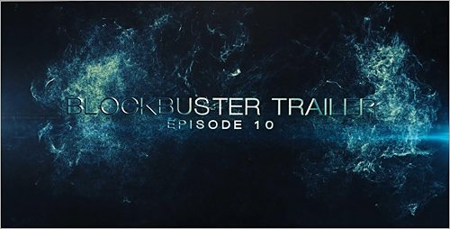 Videohive Blockbuster Trailer 10